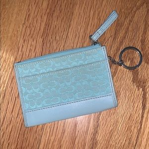 Mini Coach coin/ card case